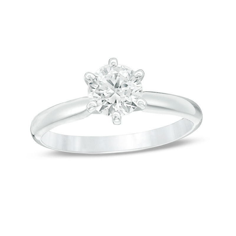 solitaire four wedding do ring asha rings engagement prong round classic amore