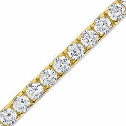 3 CT. T.W. Diamond Tennis Bracelet in 14K Gold (J/I2)
