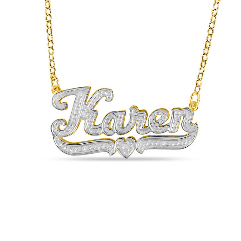 c59285bcc66b6 Name Necklaces | Necklaces | Zales