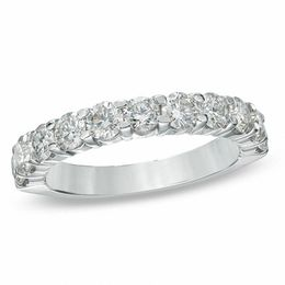 1-1/2 CT. T.W. Diamond Anniversary Band in 14K White Gold