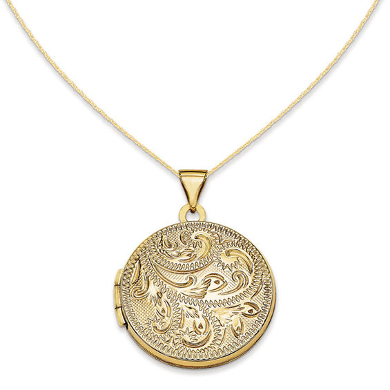 locket jumbo grandma rose product round for engraved floating lockets gold plating with mom charms or
