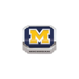 Persona® Sterling Silver Enamel University of Michigan Charm