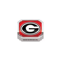 Persona® Sterling Silver Enamel University of Georgia Charm