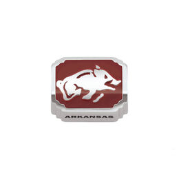 Persona® Sterling Silver Enamel University of Arkansas Charm