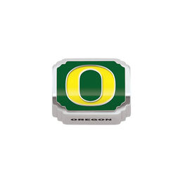 Persona® Sterling Silver Enamel University of Oregon Charm