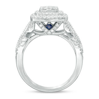 Vera Wang Love Collection 1 Ct T W Composite Diamond