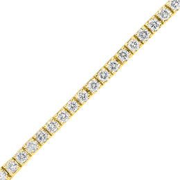 4 CT. T.W. Diamond Tennis Bracelet in 14K Gold (I/I1)