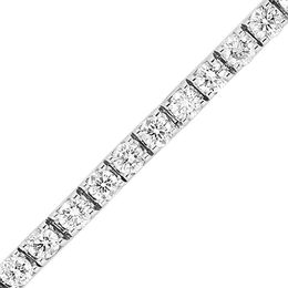 8 CT. T.W. Diamond Tennis Bracelet in 14K White Gold  (I/I1)
