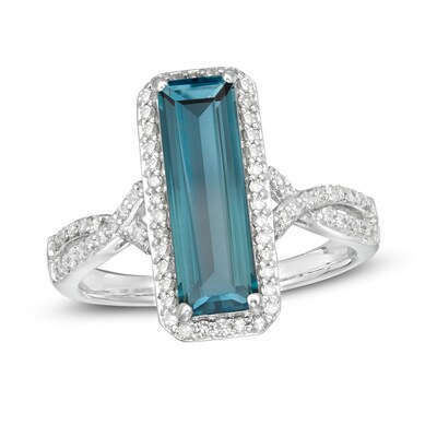 TeenWomenMom Gift Stunning Topaz Sterling Silver Ring November Birthstone 6ct Pale Yellow Solitaire Gemstone Size 8